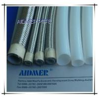 Quality PTFE Hose SS wire Braided for sale