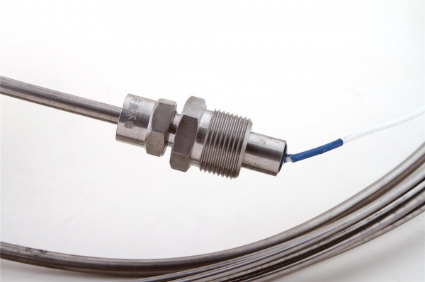 Industrial Heating Cord : Heat trace cable mi high temperature industrial heating