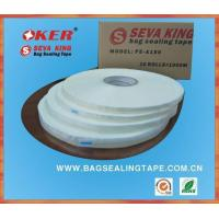 Quality Double sides silicon-coated bag sealing tape for sale