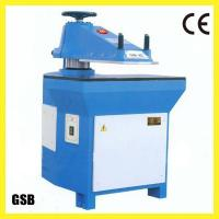 Quality GSB-80 8T Hydraulic swing arm cutting machine/cutting press/clicking machine for sale