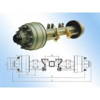 Quality Changjian American Outboard Axle for sale