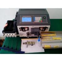 Quality Single V-Blade Wire Stripping Cutting Machine for sale