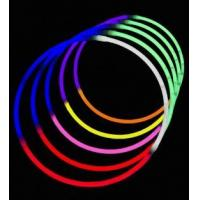 China All Products ... 24 Inch Tri-Color Glow stick Necklaces - Assorted Colors on sale