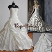 Quality 2012 Real Pictures Wedding Gowns/Dress Custom Made MAG010 Professional OEM Factory for sale