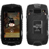 Quality Z6 Waterproof Dustproof Shockproof Android4.2 3.97inch Mtk6572 Dual core1.2Ghz Ram512MB+Rom4GB for sale