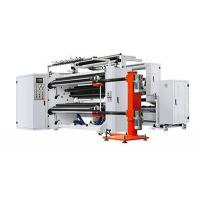Quality High Speed Slitter Rewinder With Slip Shaft for sale