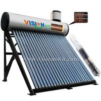 Quality Super heat tube re-heat solar water heater VCS-5818CGS for sale