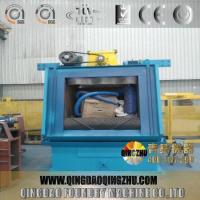8GN Apron type shot blasting machine
