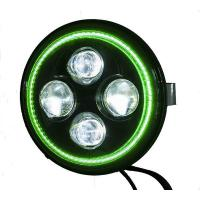 Buy cheap 7inch headlight B+Green product