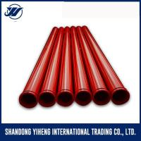 Delivery ST-52 steel pipe 3000mm