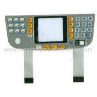 Buy cheap metal dome membrane switch supplier product