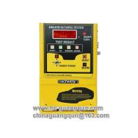 Quality AT309 Professional Hot Selling Coin-operated Breath Alcohol Tester for sale