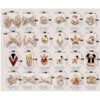 Quality 3D metal nail art decoration for sale
