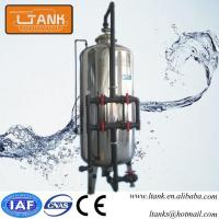 Buy cheap Stainless Steel Active carbon filter product