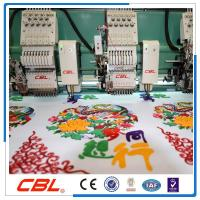 Quality Model:CBL 12 heads chenille multi-function computerized embroidery machine for sale