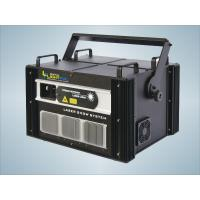 Quality A24 6-8W RGB Animation laser light for sale