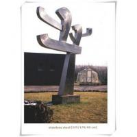 Quality Stunning Appearance metal Steel Sculpture Use Discovery decoration for sale