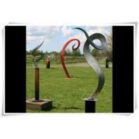 Quality Different Shape Stainless Steel Sculpture For Park Decor for sale