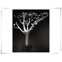 Quality Modern Home Art Decoration Stainless Steel Tree Sculpture for sale