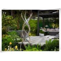 Quality Attractive Feature Stainless Steel Outdoor Sculpture For Public for sale
