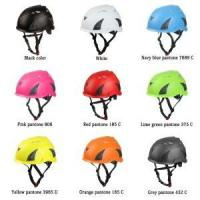 Buy cheap New Women Ultra-light weight and mountaineering helmet,Pink Climbing Helmet, AU-M02 from wholesalers