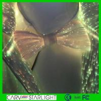 Quality Luminous Accessories YQ-47 luminous light up led bow tie for sale