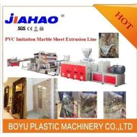 Quality PVC Imitation Marble Sheet Production Line Admin Edit for sale
