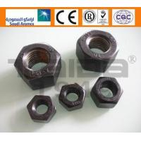 Quality A194 2H/2HM / A563 Heavy Hex Nuts for sale