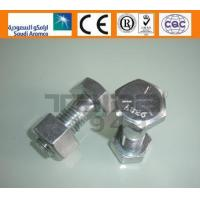 Quality A325/A325M ZP Heavy hex structural bolts for sale