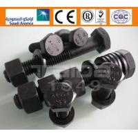 Quality A490/A490M Heavy hex structural bolts for sale