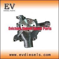 Quality Fit For mitsubishi 6D15 water pump ME037709 for sale