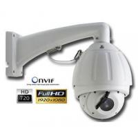Quality Video Surveillance 1080P / 720P High Speed Dome Type Camera for sale