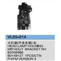 VOLVO 82056986HEAD LAMP HOUSING WITHOUT BRACKET RH