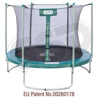 Quality Short pole with inside net for sale