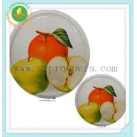 Buy cheap Porcelain dinnerware Pizza set 7pcs from wholesalers