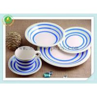 Ceramic dinnerware 30pcs handpainted set