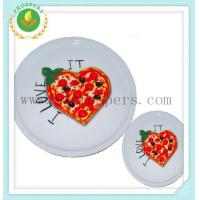 Buy cheap Porcelain dinnerware Pizza set 5pcs from wholesalers