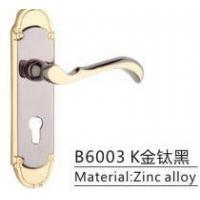 Buy cheap Lock Series B-50 Zinc Alloy Double Tougue Series product