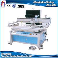 Quality LH-800 Flat Vacuum Screen Printing Machine for sale