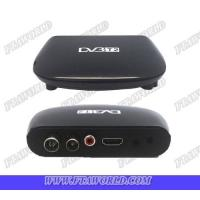 Buy cheap FTA DVB Receiver Mini Full HD DVB-T2 Digital Terrestrial Receiver product