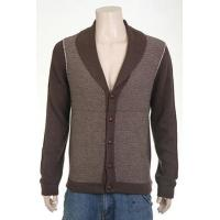 China Men's Wear 5gg pleated scoop neck Cardigan on sale