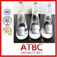 Buy cheap Tributyl O-acetylcitrate 77-90-7 ATBC Plasticizer product