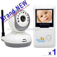 Buy cheap 2.4G Wireless Baby Monitor IR Camera cam Home Security surveillance system kit product