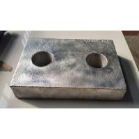 Buy cheap Bolts type Magnesium Condenser Anode product