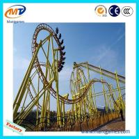 Quality amusement equipment roller coaster for sale