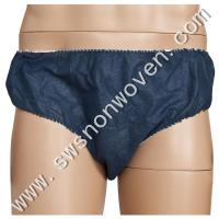 Quality Disposable nonwoven underwear for sale