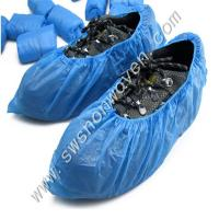 Quality Disposable PE shoe cover for sale