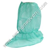 Quality Disposable non woven boot cover for sale