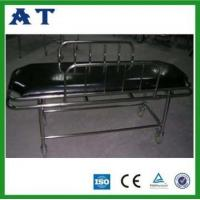 Medical PVC emergency bed Strecher trolley