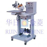 Quality Products name: RJ-3507Z Automatic Ultrosonic Hot Fix Machine for sale